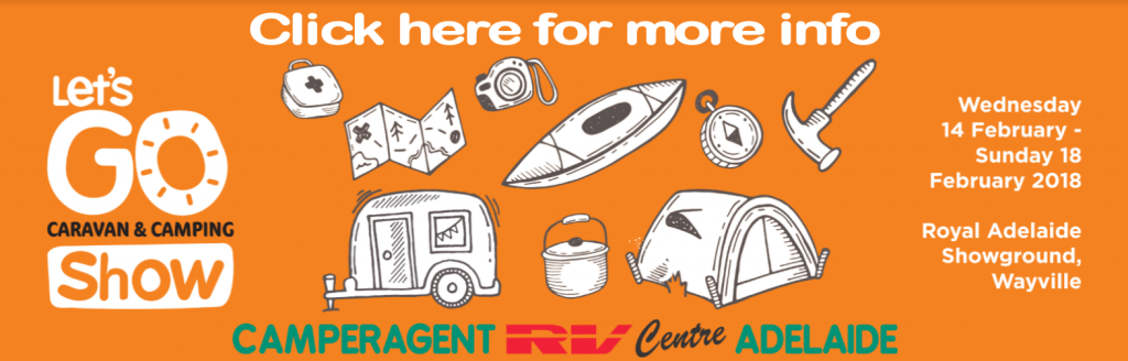 Adelaide caravan and camping show