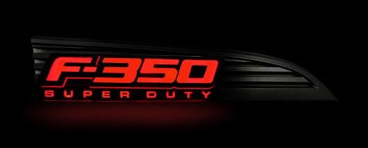 Ford F350 SuperDuty