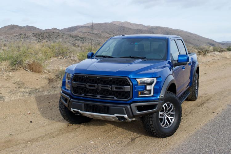 Ford Raptor Super Duty - American Trucks