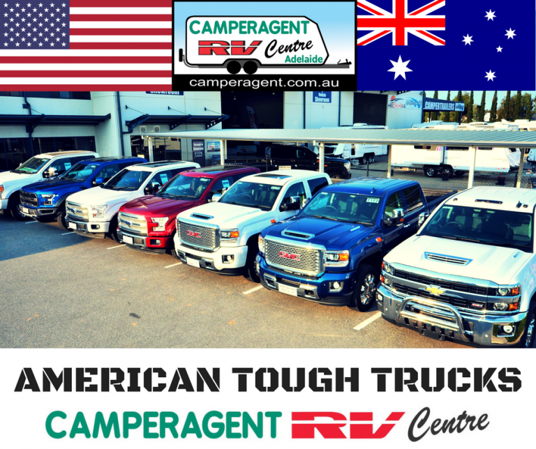 Chevrolet Silverado, GMC Denali, Ford Super Duty, Toyota Tundra And Nissan Titan. American trucks South Australia