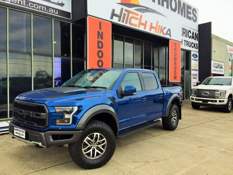 Ford Raptor Super Duty - American Trucks Melbourne