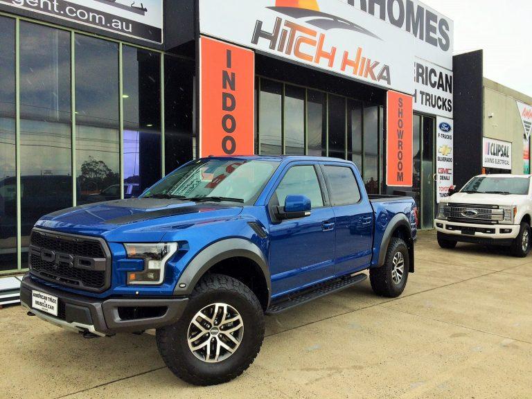 American Truck Ford Raptor Melbourne