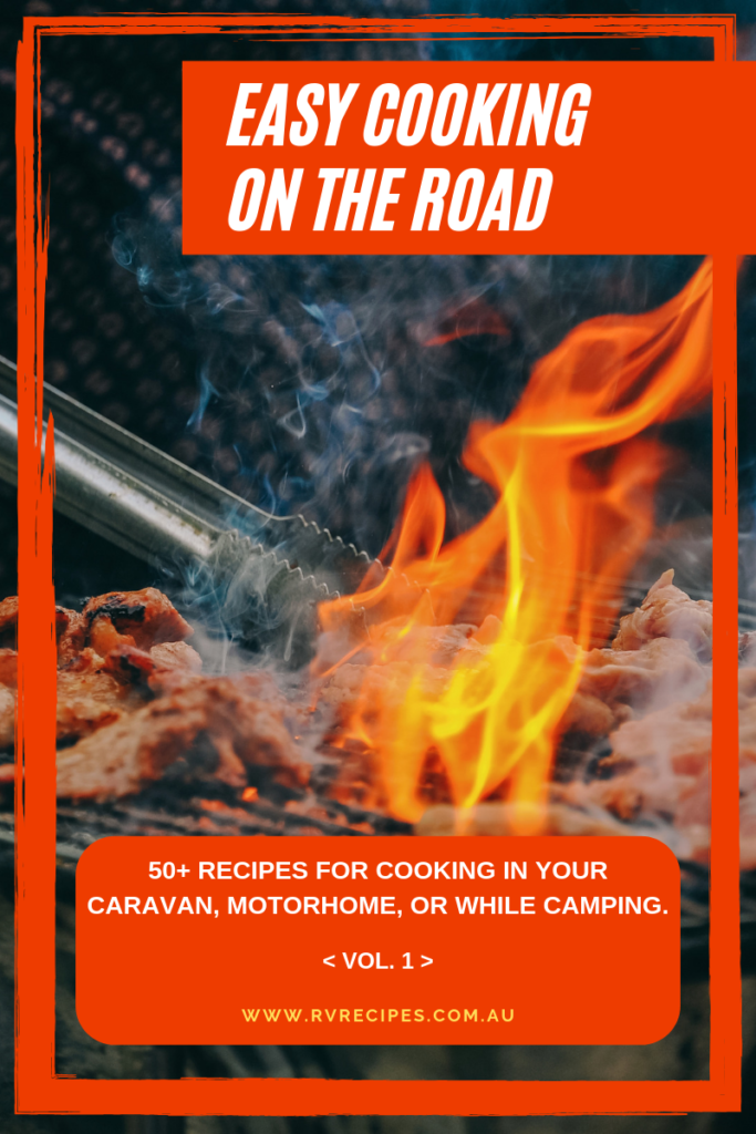 easy cooking on the road rv recipes