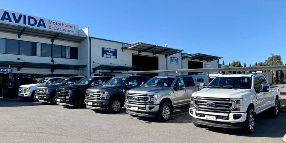 American trucks Adelaide australia