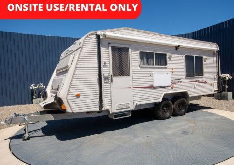 Onsite rental van only